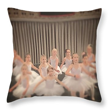 B2 Throw Pillow