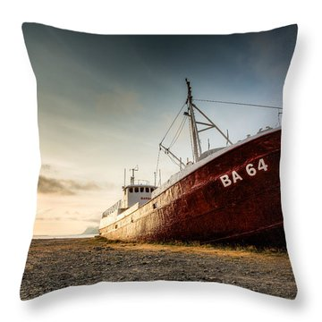 Ba 64 Throw Pillow