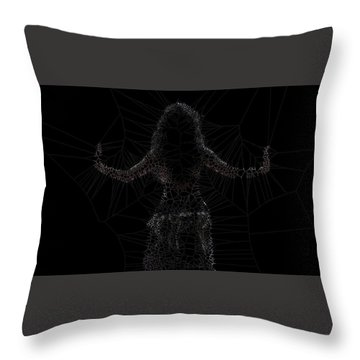 Back Throw Pillow