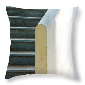 Back To Heaven Throw Pillow by Prakash Ghai