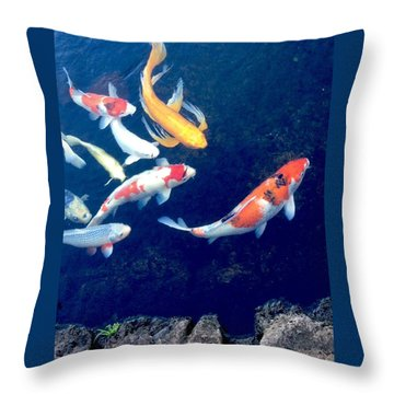 Back To School Throw Pillow