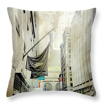Throw Pillow featuring the photograph Back To You by Diana Angstadt