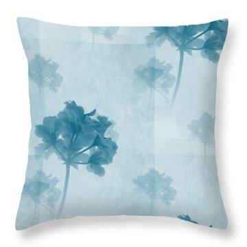 colour choice Romance Throw Pillow