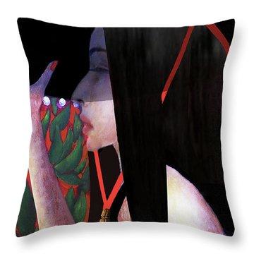 Baha Throw Pillow
