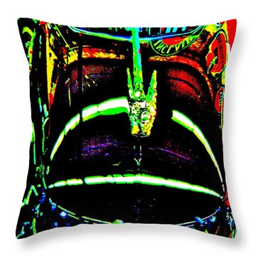 Bahre Car Show II 41 Throw Pillow by George Ramos