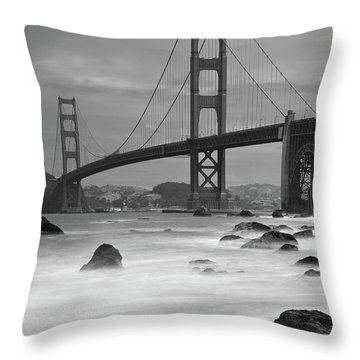 Rocks Throw Pillows