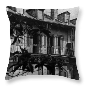 Bakery Throw Pillow