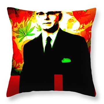 Balaguer 2016 Throw Pillow