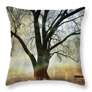 Balance And Harmony Throw Pillow