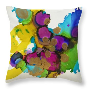 Be More You Throw Pillow