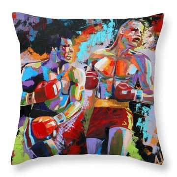 Balboa Throw Pillow