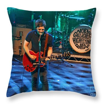 Ballad Of The Mighty I Throw Pillow