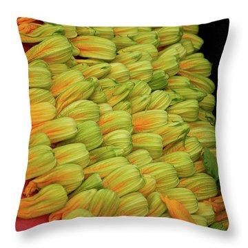 Ballard Market #1 Throw Pillow