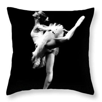 Ballet Dance Throw Pillow