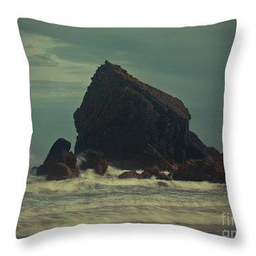 Ballydwane Cove Throw Pillow