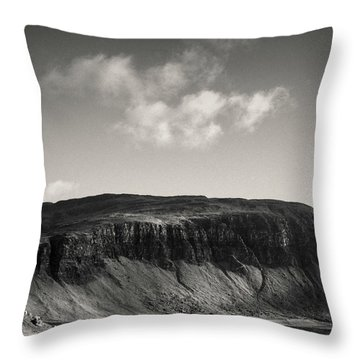 Balmeanach Throw Pillow