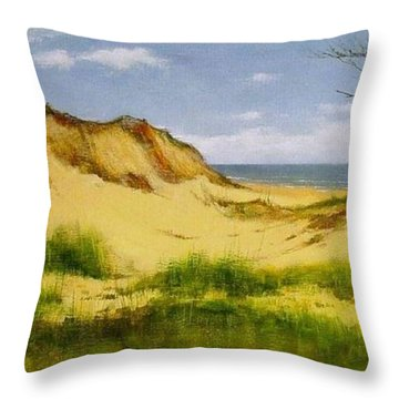 Baltic Throw Pillow