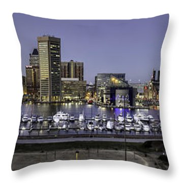 Baltimore Inner Throw Pillow