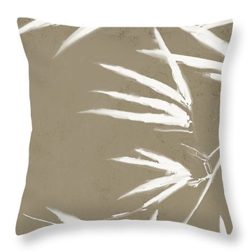 Bambo01 Throw Pillow