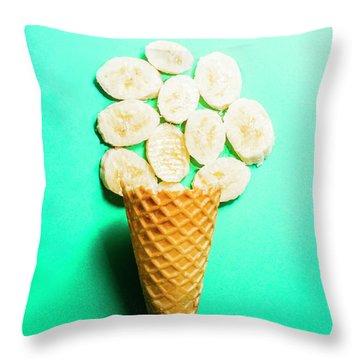 Wafer Throw Pillows