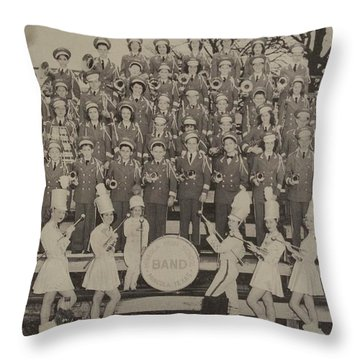 Band 1949  Throw Pillow