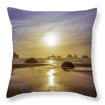 Bandon Glow Throw Pillow
