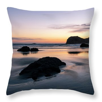 Bandon Reflections Throw Pillow