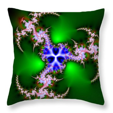 Banjoshies Throw Pillow