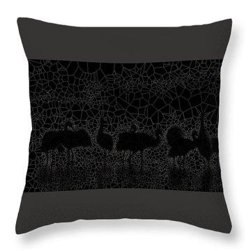 Banquet Throw Pillow
