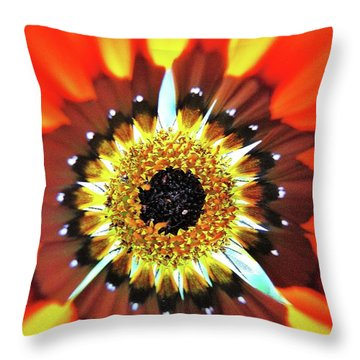 Barbara Throw Pillow