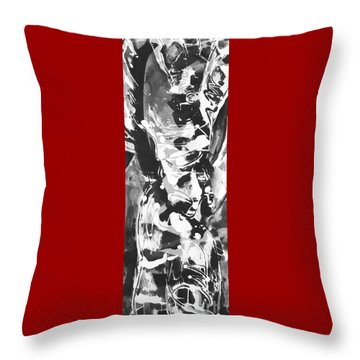 Barber Throw Pillow
