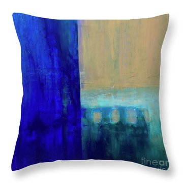 Barbro's Gift Throw Pillow