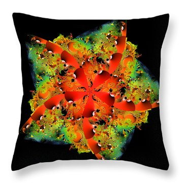 Barimperrh Throw Pillow