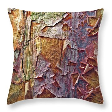Nature By Design Throw Pillow