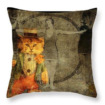 Barker Throw Pillow