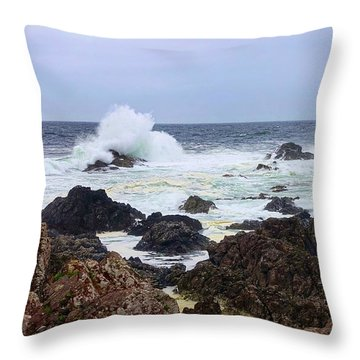 Barkley Sound Throw Pillow