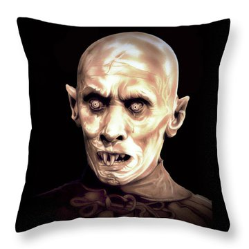 Barlow Throw Pillow by Fred Larucci