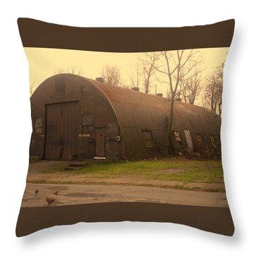 Barracks Throw Pillow