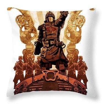 Comic Throw Pillows