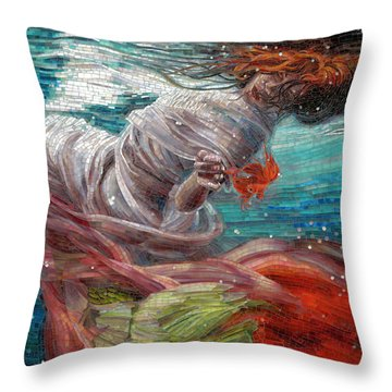 Batyam Throw Pillow