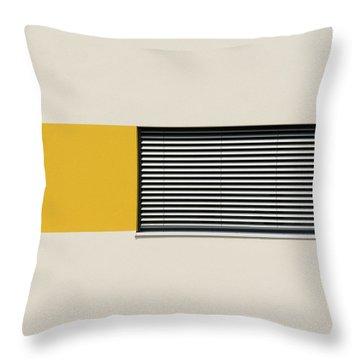 Bavarian Minimal 2 Throw Pillow