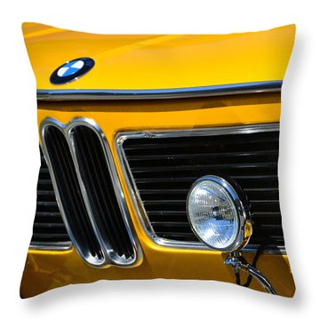 Throw Pillow featuring the photograph Bavarian Nose by John Schneider
