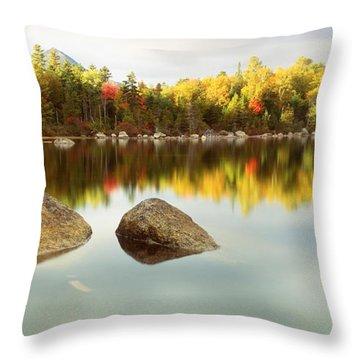Baxter State Park Me Throw Pillow