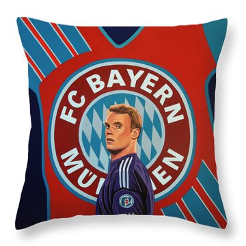 Bavaria Throw Pillows