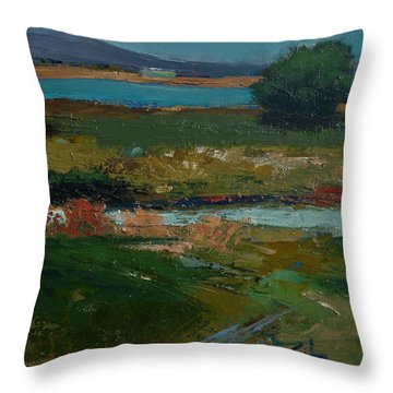 Baylalnds Throw Pillow