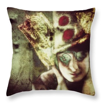 Be Careful What You Wish For Throw Pillow