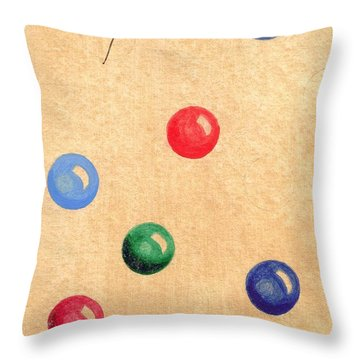 Be Joyous Throw Pillow
