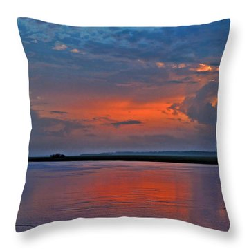 Be Still My Soul Throw Pillow