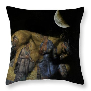 Be The Light In Our Darkness  Throw Pillow