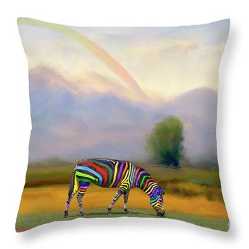 Throw Pillow featuring the photograph Be Transformed By The Renewal Of Your Mind by Bonnie Barry